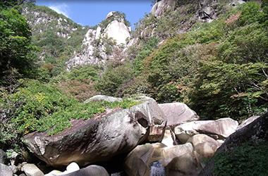 昇仙峡の写真